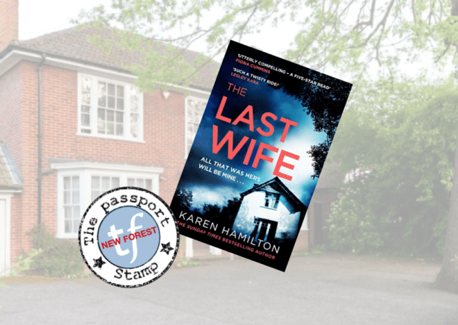 Psychological thriller set mainly in the NEW FOREST