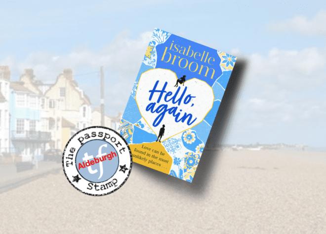 Romance novel mainly set in ALDEBURGH