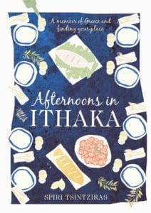 A book, a meal and a place - ITHAKA, GREECE