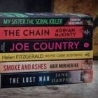 Shortlist for the 16th Theakston Old Peculier Crime Novel of the Year 2020