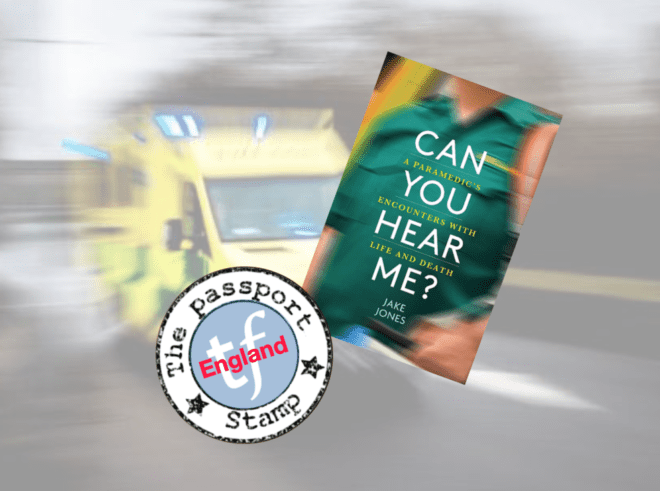 Memoir of an NHS paramedic, set somewhere in ENGLAND