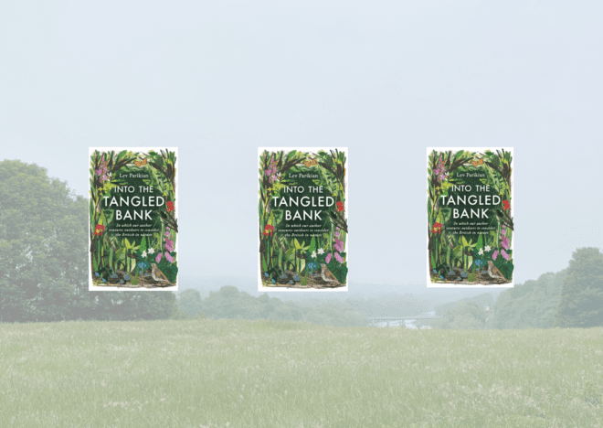 GIVEAWAY! 3 copies of 'Into the Tangled Bank