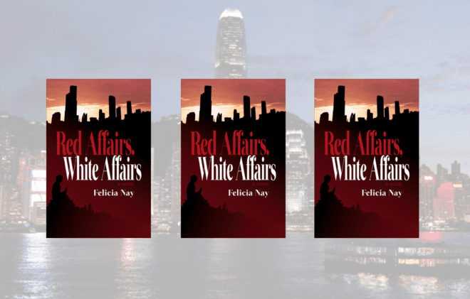 3 Copies of Red Affairs, White Affairs by Felicia Nay