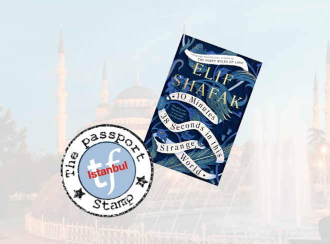A post death novel set in Istanbul