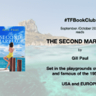 The #TFBookClub reads 'The Second Marriage' set in USA and Europe