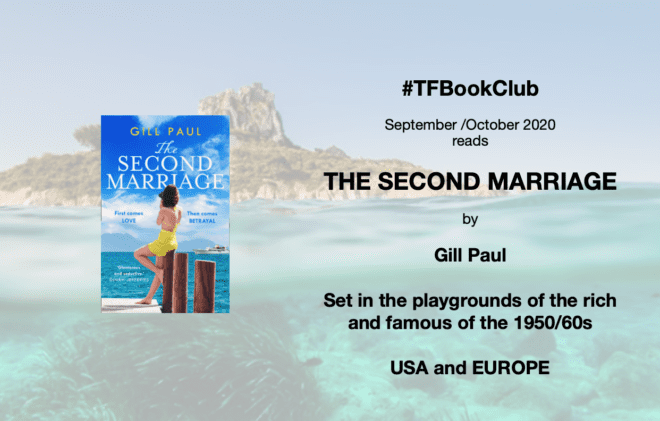 The Second Marriage' set in USA and Europe