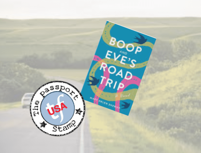 Novel of a USA road trip