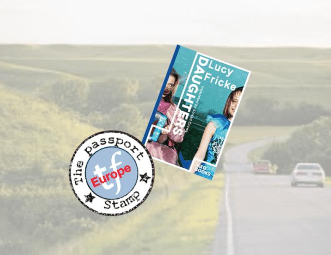 Road trip novel set across EUROPE