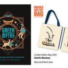 GIVEAWAY! – a copy of Greek Myths and limited edition Books Are My Bag Tote