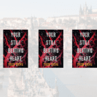 GIVEAWAY: 3 copies of Your Still Beating Heart by Tyler Keevil – PRAGUE