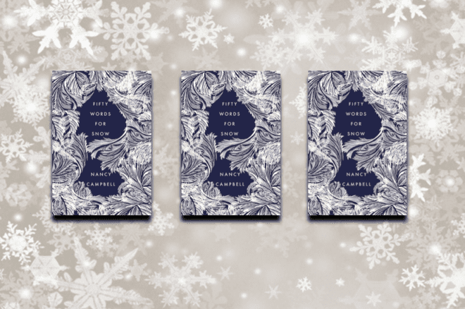 3 copies of Fifty Words for Snow