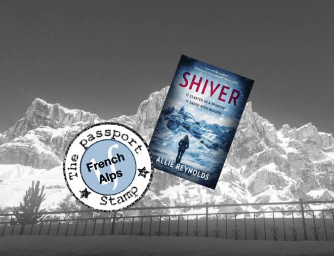 Thriller set in fictional Le Rocher, FRENCH ALPS