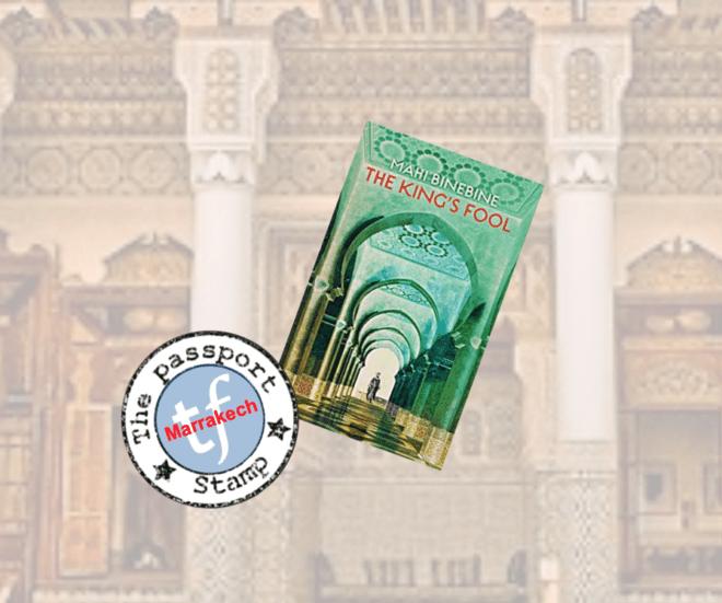 A short novel set in royal a residence in Marrakech