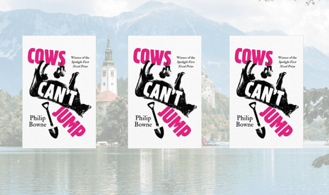 Cows Can't Jump by Philip Bowne