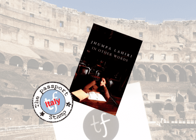 Memoir and travelogue set across Italy