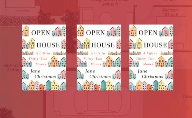 3 copies of Open House