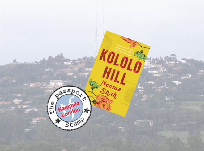 Novel set in 1970s UGANDA and LONDON