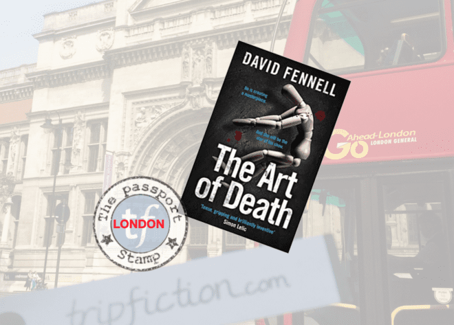 A gruesome thriller set in London