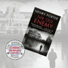 Spy thriller set in LONDON, WASHINGTON, and ESTONIA