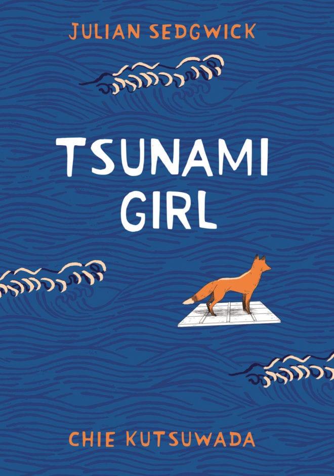 Julian Sedgwick - author of Tsunami Girl