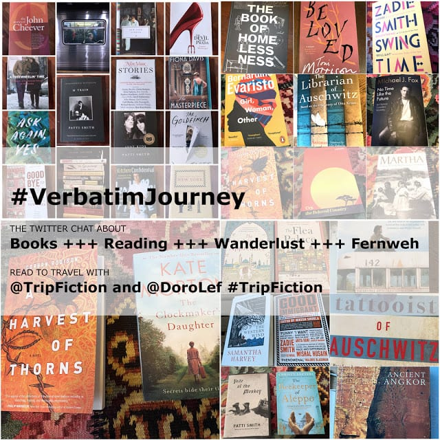Come with us on a #VerbatimJourney