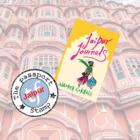 Novel set around the Jaipur Literature Festival