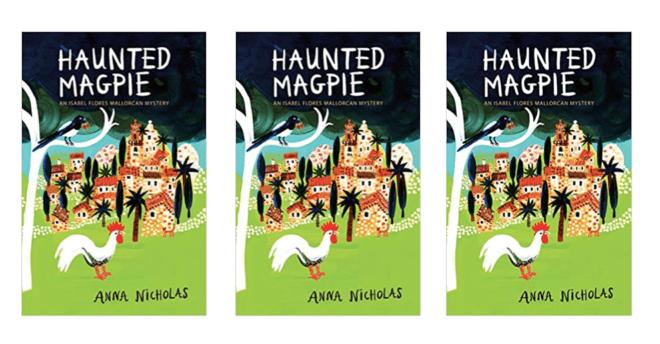 3 copies of Haunted Magpie