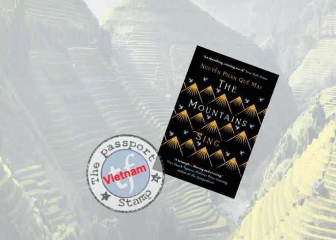 Sweeping novel set in Vietnam