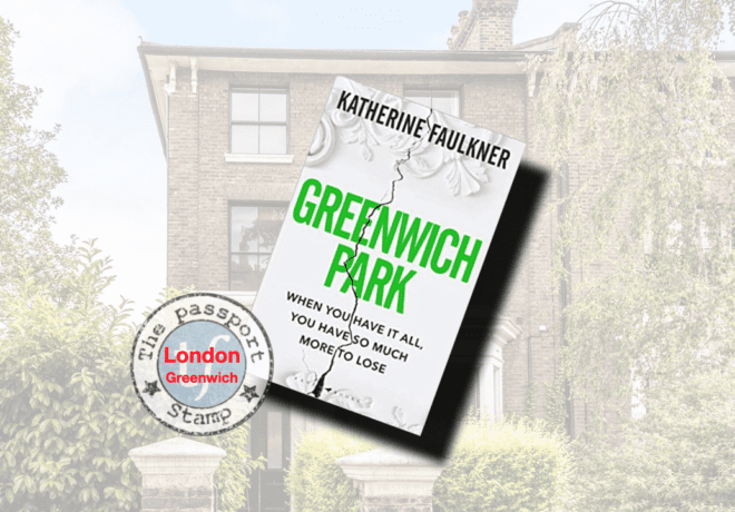 Psychological thriller set in Greenwich, LONDON