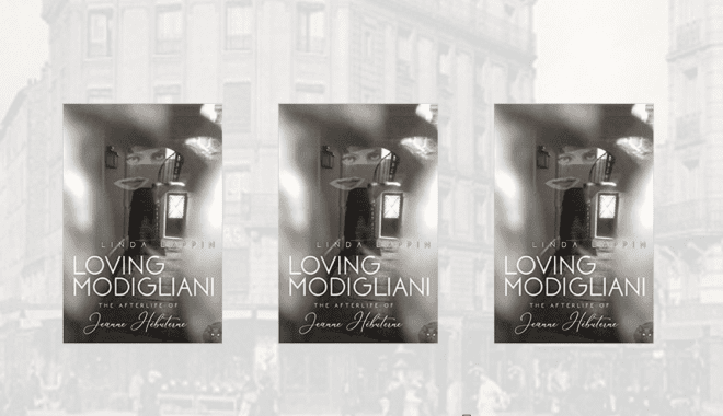 3 copies of Loving Modigliani