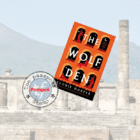 Novel set in AD 74 in POMPEII