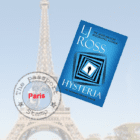 Crime mystery set in Paris (get your fill of fashion)