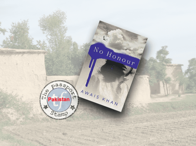 Novel set in Pakistan