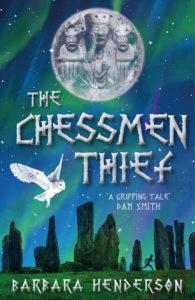 Barbara Henderson, author of The Chessmen Thief