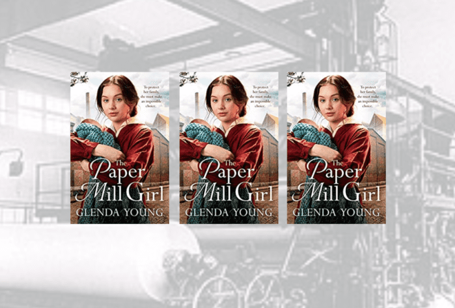 3 copies of The Paper Mill Girl