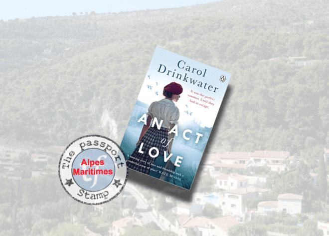 Novel set in the Alpes-Maritimes in WW2