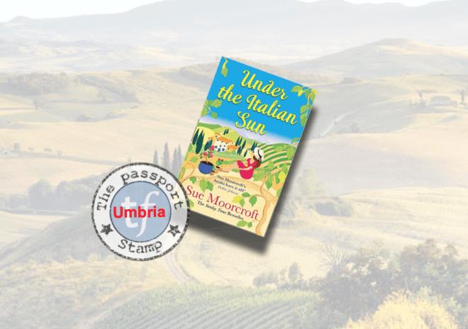 Romance novel set in Umbria