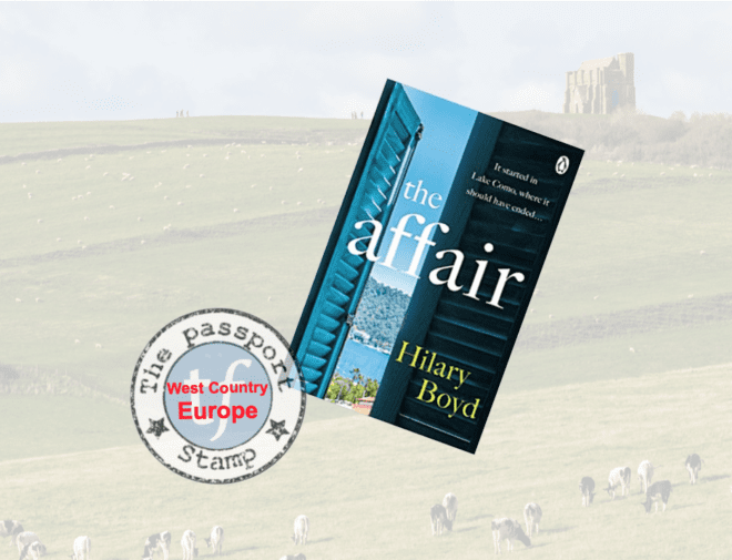 Novel set in the West Country and across Europe