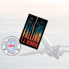 Thriller set on an airplane flying from LOS ANGELES to JFK