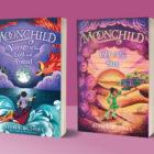 TINY TRIPFICTION GIVEAWAY – Win Aisha Bushby's Moonchild series!