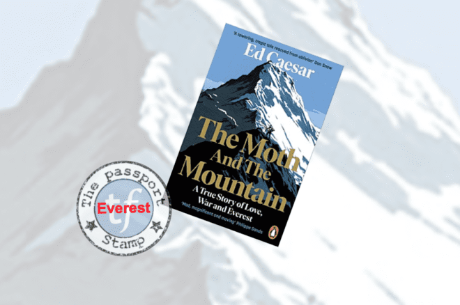A true story of love, war and Everest
