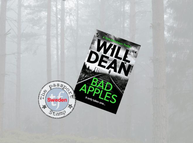 dark thriller set in the heart of Sweden
