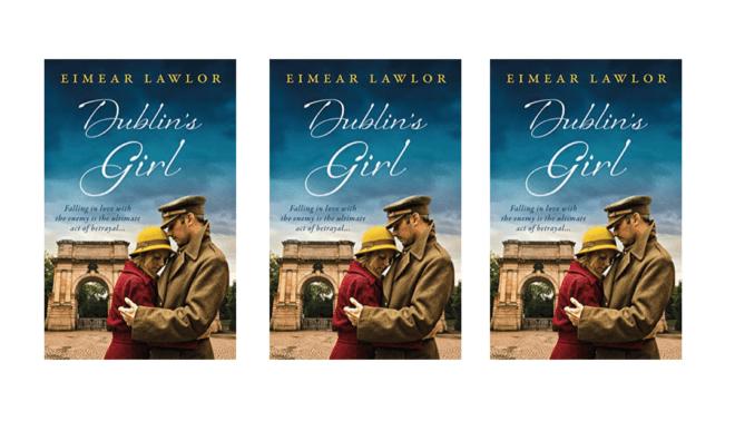 3 copies of DUBLIN'S GIRL
