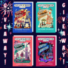 Tiny TripFiction Summer Giveaway!