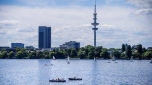 Gripping thriller set in Hamburg