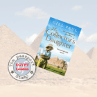 Novel set mainly in 1920s Egypt and 1970s London