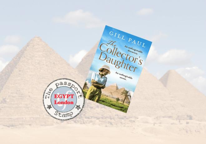 Novel set mainly in 1920s Egypt