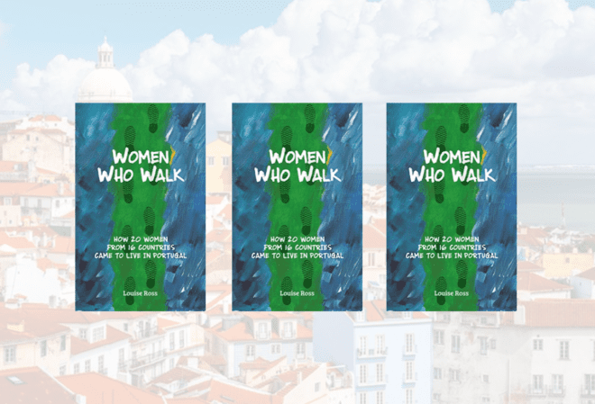 """3 copies of """"Women Who Walk"""
