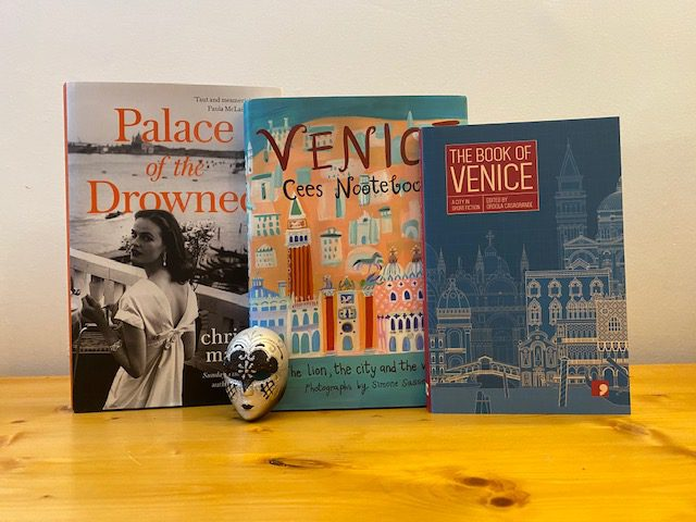 GIVEAWAY - it's all about VENICE