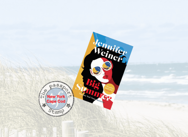 Mystery novel set in NEW YORK and CAPE COD